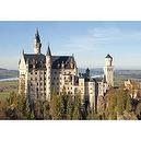 Neuschwanstein the Fairy Castle 250 Piece Wooden Jigsaw Puzzle
