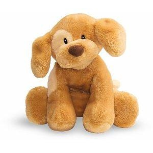 Gund Dog Spunky Plush Toy, Light Brown Gund Dog Spunky Plush Toy