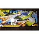 Batman Batplane with Exclusive Color Scheme Batman Figure