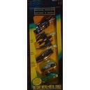 Kenner Batman Forever Die-Cast 5 Pack Vehicle Set