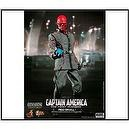 "Hot Toys Captain America Movie 1/6 Scale - The First Avenger Red Skull 12"" Figure"
