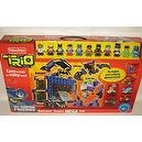 TRIO DC Super Friends Building System Playset Batcave Super Mega Set