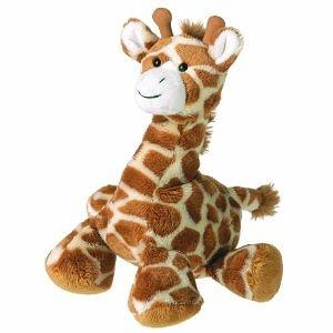 Mary Meyer PufferBellies, RaffyBelly Giraffe, 7""