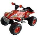 Lil Rider Battery-Powered X-750 Exceed Speed ATV, Red