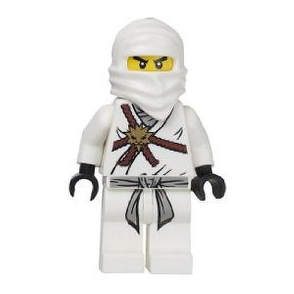 Lego Ninjago Zane Birthday Cakes