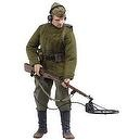 "Dragon Models 1/6 ""Vladimir Petrovich Kozlov"" (Private) - Soviet Infantry with Mine Detector, Eastern Front 1943"