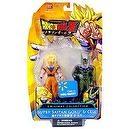 "DragonBall Z Original Collection 5"" Super Saiyan Goku and Cell Action Figures"