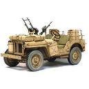 "Dragon Models 1/6 SAS 1/4 Ton 4x4 Truck ""Desert Raider"""