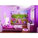 Uk Walltastic Childrens Wallpaper Mural Fairy Princess