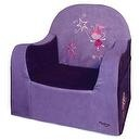 Pkolino New Little Reader Chair - Fairy Purple  Pkolino New Little Reader Chair