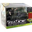 Laser Artillery Weapon Exclusive Playset GI Joe Movie Rise of Cobra