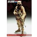 GI Joe Sideshow Collectibles 12 Inch Deluxe Action Figure Cobra Desert Ops Trooper Sniper