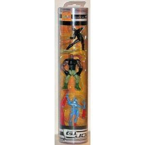 G.I. Joe Sigma 6 Action Figures, Tube of 3