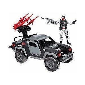 G.I. JOE Vehicle Cobra Stinger with Stinger Commander