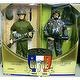 G.I. Joe 35th Anniversary Land Warriors Action Figure 2-pack Then and Now Caucasian