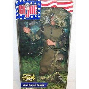 GI Joe Army Rangers Long Range Sniper 12 Inch 1/6 Scale Action Figure [Toy]
