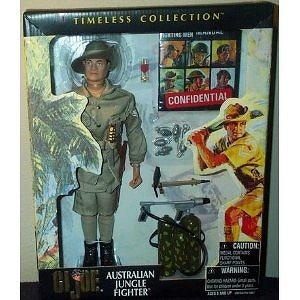 "GI Joe Australian Jungle Fighter 12""Action Figure"