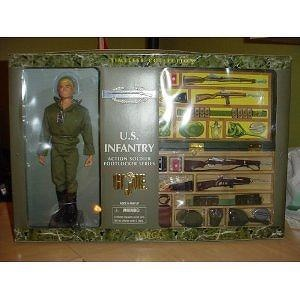 GI Joe Timeless Collection U.S. Infantry Action Soldier Footlocker Series