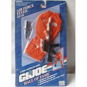 "GI Joe Hall of Fame ""AIR FORCE FLYER"" Gear"