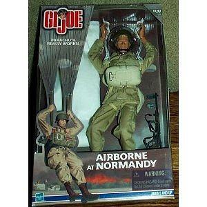 G I Joe Airborne At Normandy
