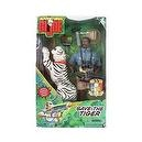 "The Adventures of GI Joe Save The White Tiger 12"" African American Action Figure (1999 Hasbro)"