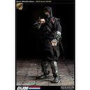 GI Joe Sideshow Collectibles 12 Inch Deluxe Action Figure Cobra Ninja Warrior Code Name Black Dragon Ninja