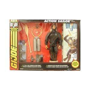 "G.I. Joe 30th Anniversary Action Sailor 12"" Figure Set"