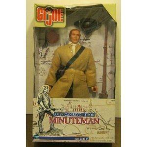 "12"" Gi Joe American Revolutionary War Minuteman [Toy]"