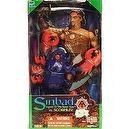 GI Joe Adventure Team Sinbad Legend of the Seven Seas vs. Scorpius!