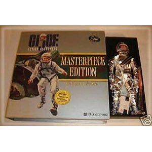 GI JOE Masterpiece Edition ACTION ASTRONAUT with Book African American