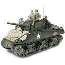 Unimax Forces of Valor 1:32 Scale U.S. M4A3 Sherman D-Day