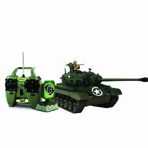 Forces Of Valor Radio Controlled 1:24th Scale U.S. M26 Pershing Tank