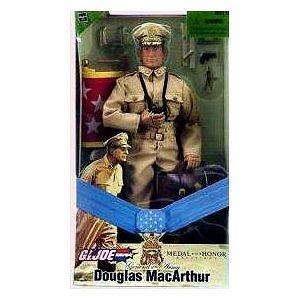 "G I Joe Medal of Honor Recipent General Douglas MacArthur Collectors Edition 12"" Figure"