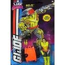 G.I. Joe Star Brigade Pilot Sci-Fi Action Figure