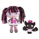Monster High Friends Plush Draculaura Doll