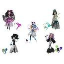 Monster High Ghouls Rule Exclusive Set - Abbey Bominable, Draculaura, Clawdeen Wolf, Frankie Stein, Cleo De Nile - 5 Doll Set