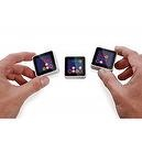 Original Sifteo Interactive Game Cubes - Sifteo 3-pack w/ Charging Cradle