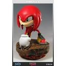 Knuckles Classic Sonic the Hedgehog First4Figures Statue