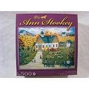 Ann Stookey 500 Piece Jigsaw Puzzle: The Spelling Bee