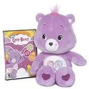 "Care Bears 13"" Plush w/ DVD Share"