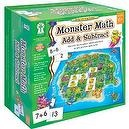 Key Education Publishing Monster Math Add and Subtract