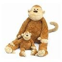 "Junglie Monkey Huge 31"" by Jellycat"
