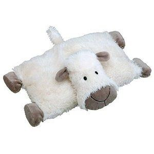 "Truffles Large Sheep 24"" by Jellycat"