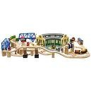 Thomas & Friends Wooden Railway - Tidmouth Sheds Deluxe Set