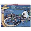 Polar Express Wood Train Set with Bell